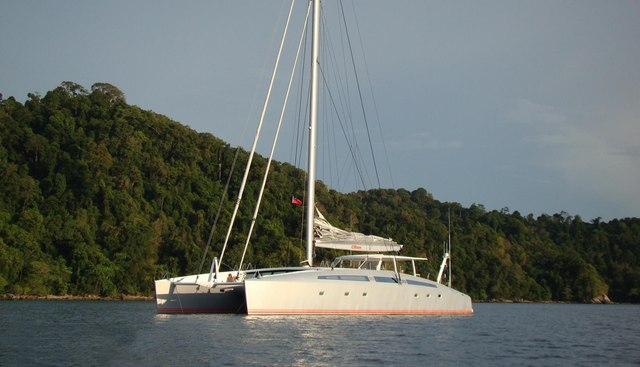 Ciliam Charter Yacht
