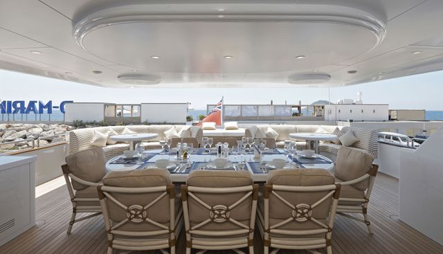 Happy T Charter Yacht - 7