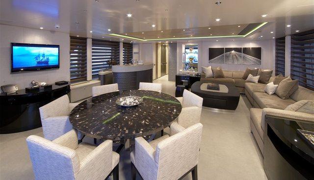 Hurricane Run Charter Yacht - 8