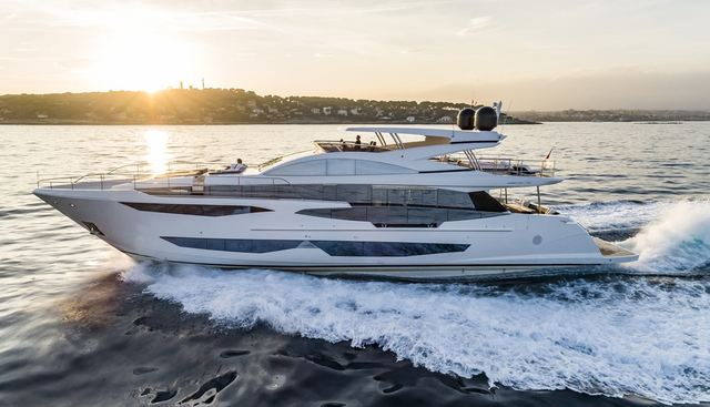 Thetis Charter Yacht