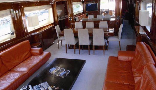 Astondoa 95 2004 Charter Yacht - 2