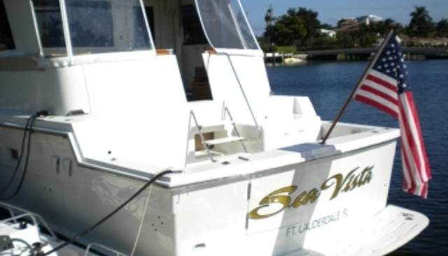 Sea Vista Charter Yacht - 4