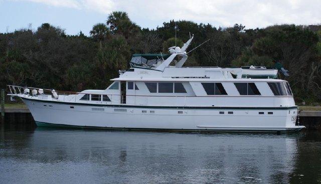 Chapter II Charter Yacht - 8