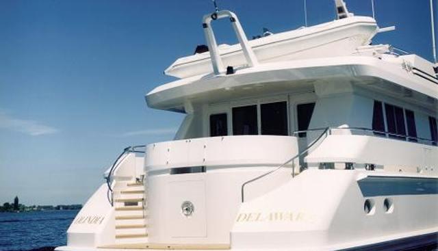 Olindia Charter Yacht - 5