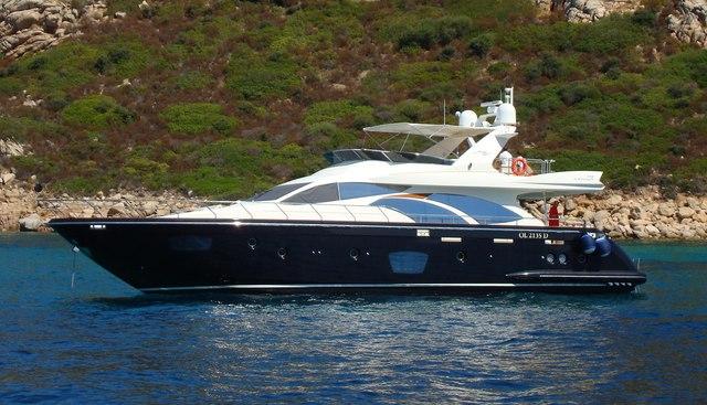 Carocla II Charter Yacht
