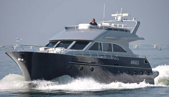 Angels Charter Yacht - 2