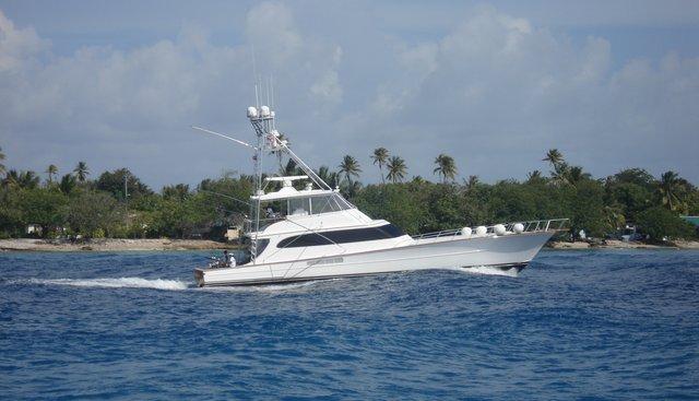 Hullbilly Charter Yacht