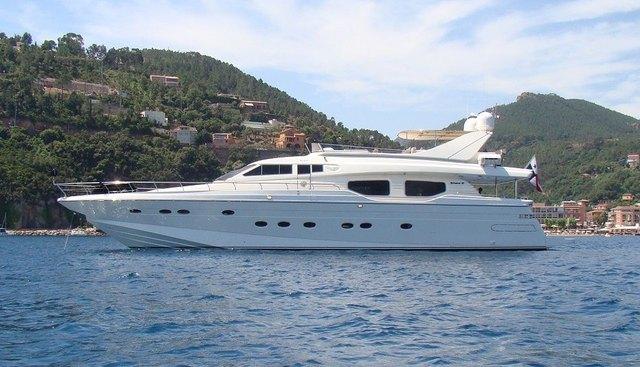 Du Ciel Charter Yacht