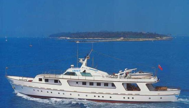 Liberty S Charter Yacht