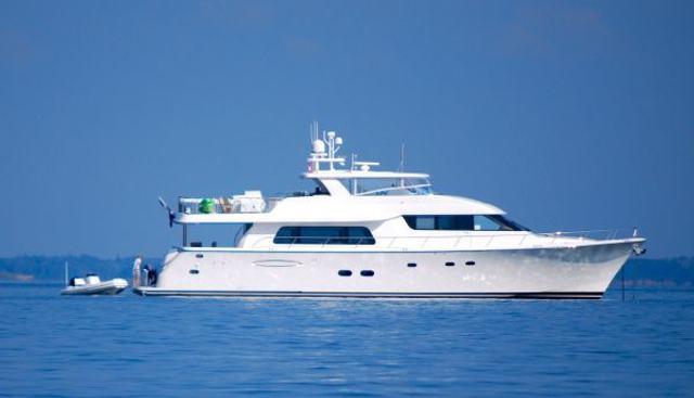 Playpen Charter Yacht - 2