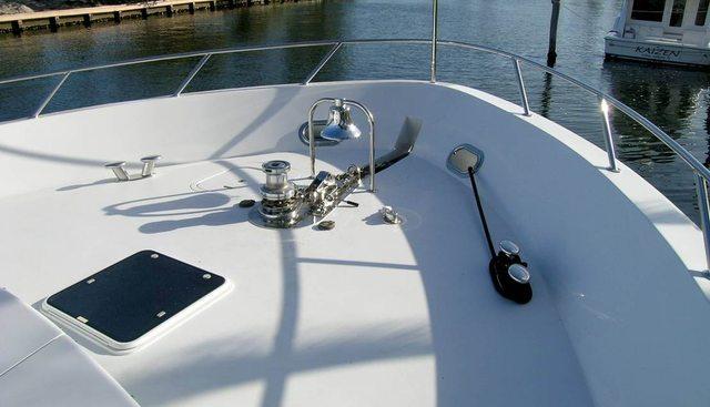 Natica Charter Yacht - 5