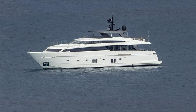 Octave Charter Yacht