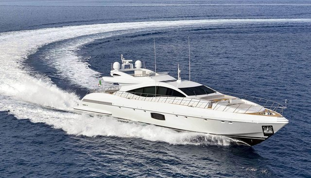 Fanamax Charter Yacht - 2