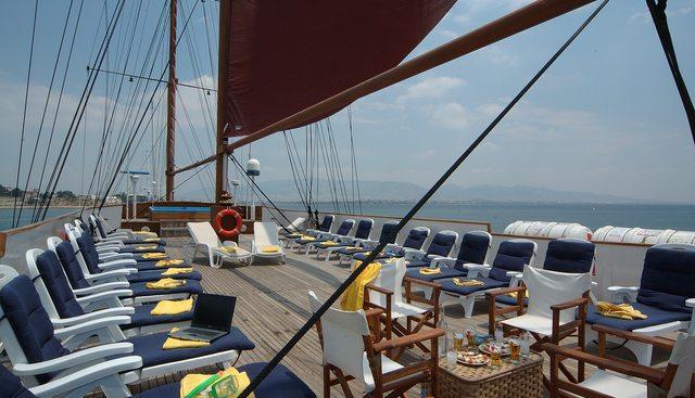 Galileo Charter Yacht - 4