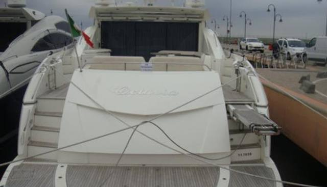 Predator 82 Charter Yacht - 8