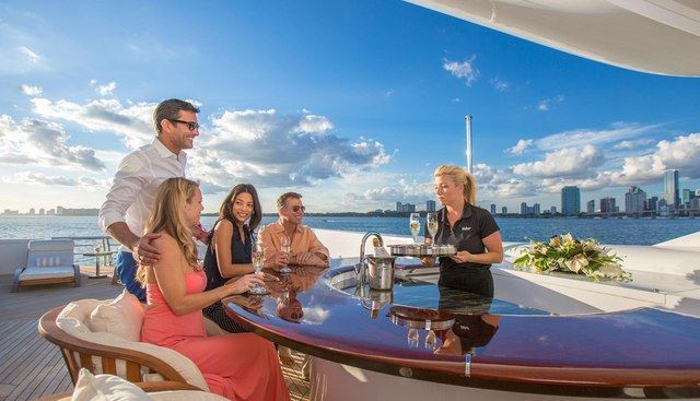 Usher Charter Yacht - 4