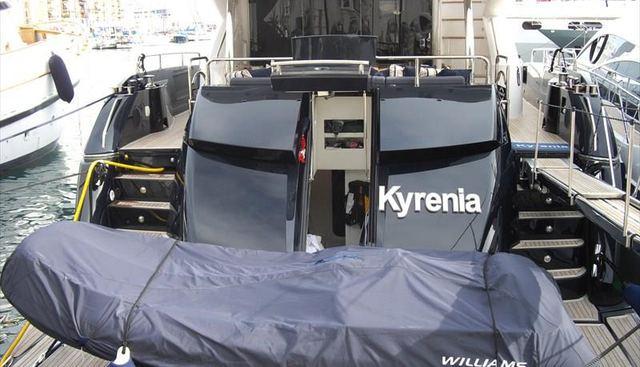 Kyrenia Charter Yacht - 2