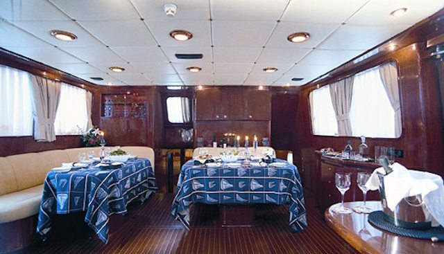 Troia Charter Yacht - 7