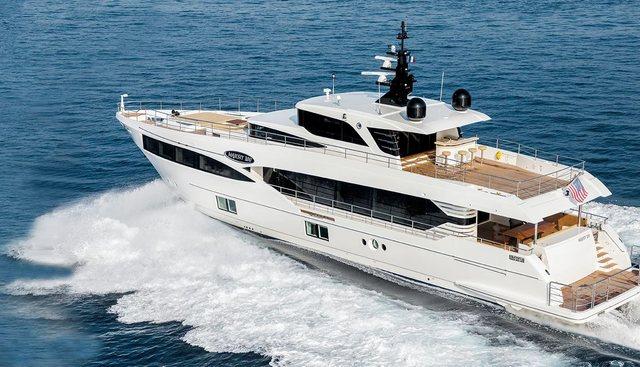 Krishh Charter Yacht - 2