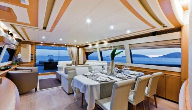 Cipriana Charter Yacht - 3