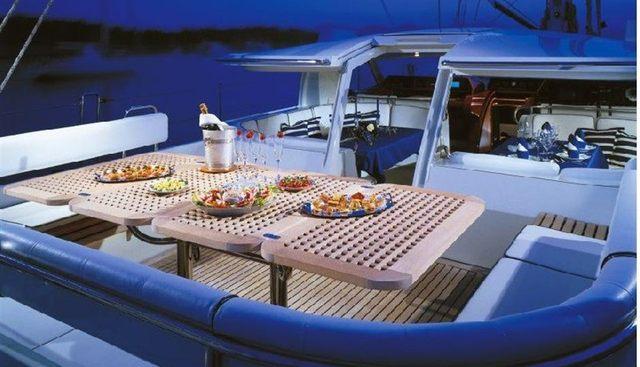 Blue Papillon Charter Yacht - 2