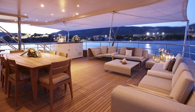 Megan Charter Yacht - 3