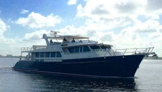 One Life Charter Yacht