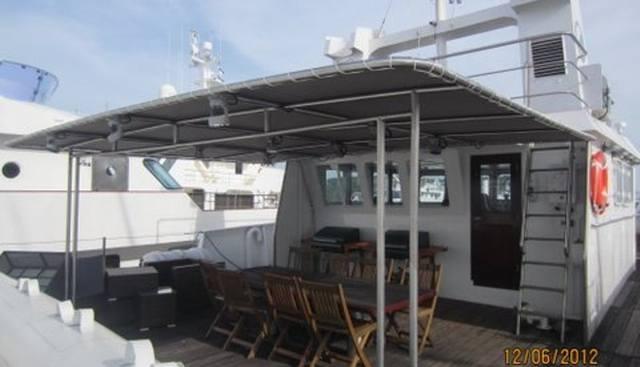 Kama Bay Charter Yacht - 5