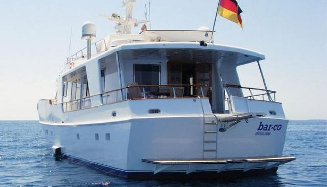 Sam Hay Charter Yacht - 3
