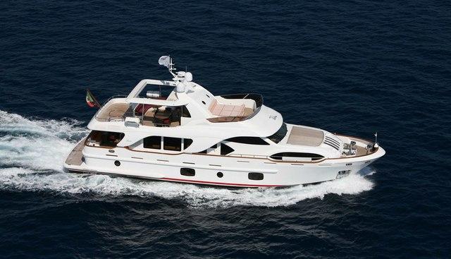 Sofia of Tortola Charter Yacht