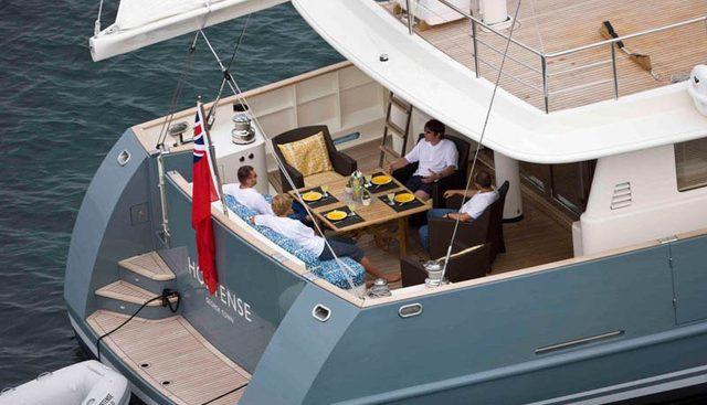 Hortense Charter Yacht - 5
