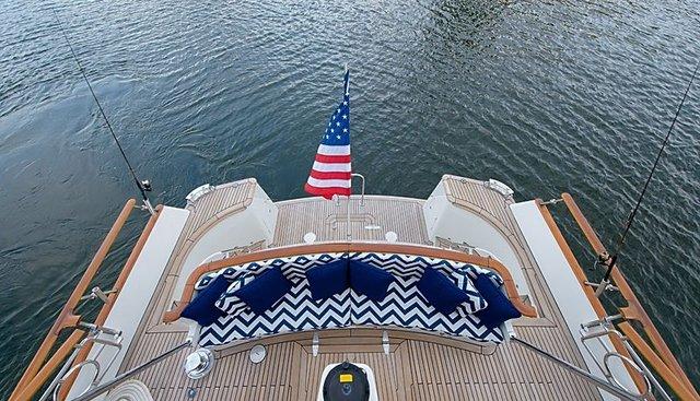 Fat Sheila Charter Yacht - 3