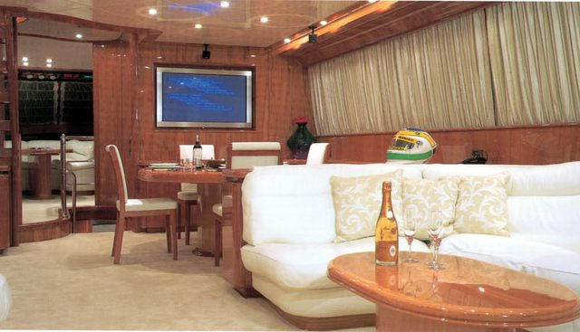 Fizzy Charter Yacht - 2