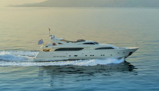 Champagne Seas Charter Yacht