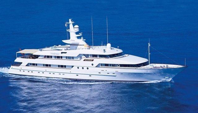 Paris Charter Yacht