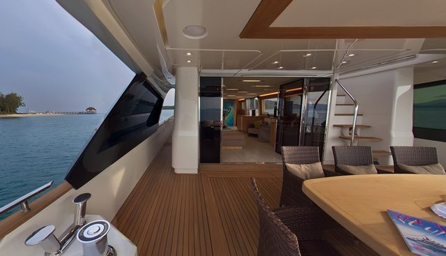 Rang Noi Princess Charter Yacht - 4