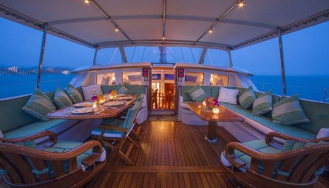 Whisper Charter Yacht - 3