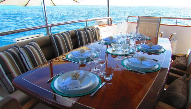 Arquimedes Charter Yacht - 2