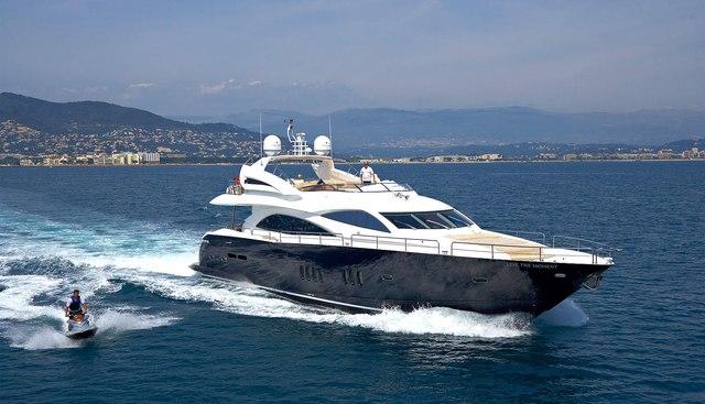 Yunona Charter Yacht