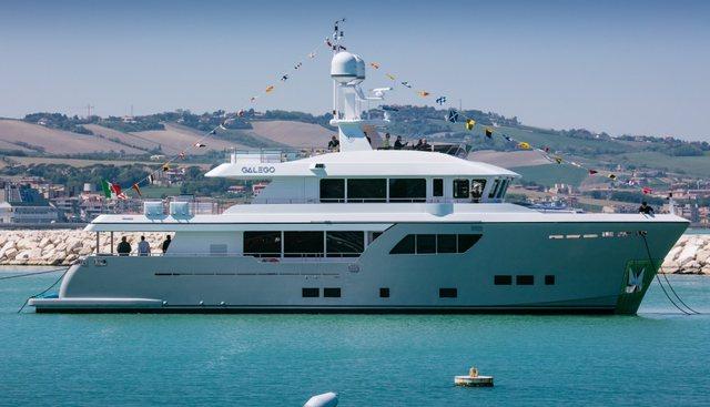 Hvalross Charter Yacht