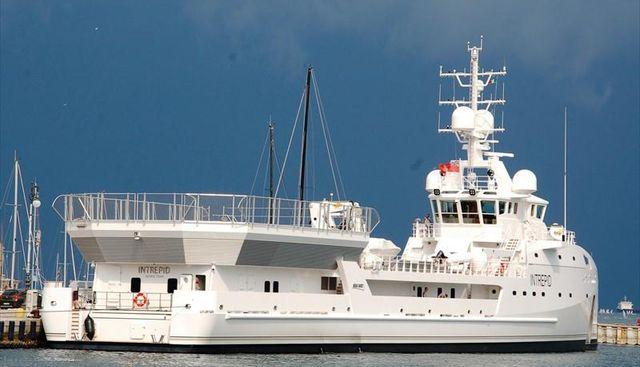 Intrepid Charter Yacht - 2