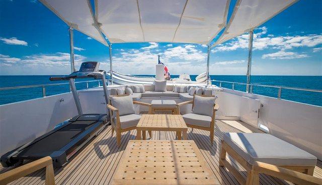 Coy Koi Charter Yacht - 3