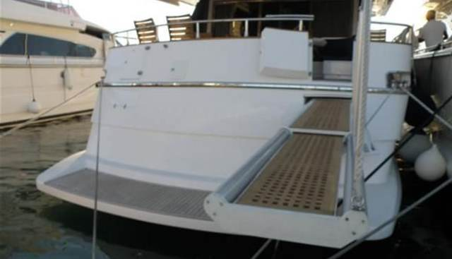 Canados 78 Charter Yacht - 4