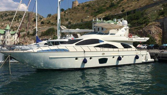 Samoon Charter Yacht