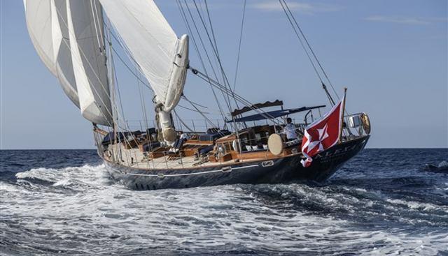 Alexa of London Charter Yacht - 5