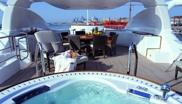 Cacique Charter Yacht - 3