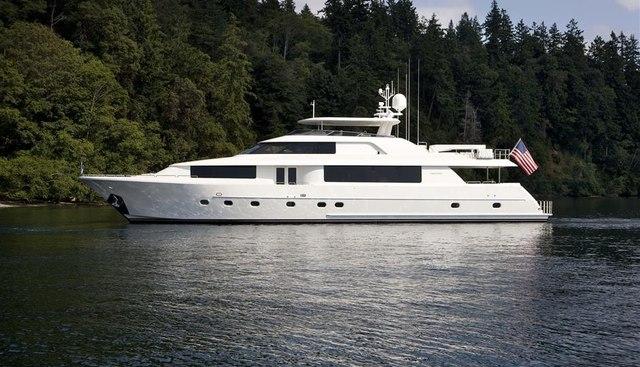Amazing Grace Charter Yacht
