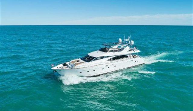 Elizee Charter Yacht