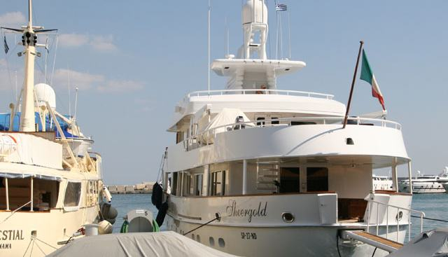 Sheergold Charter Yacht - 5