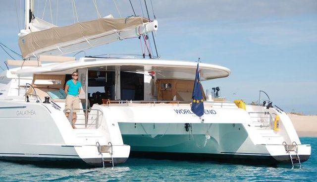 World's End Charter Yacht - 2